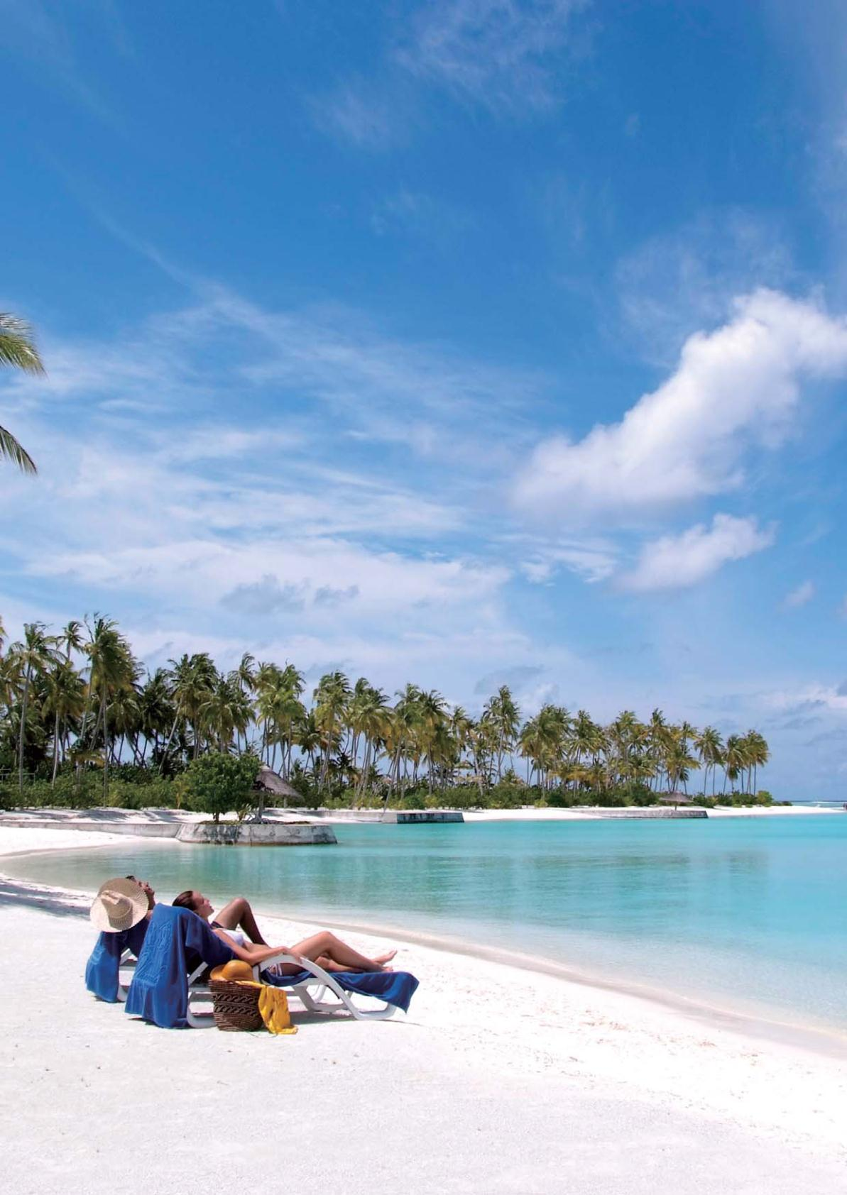 Page 1 olhuveli beach spa resort